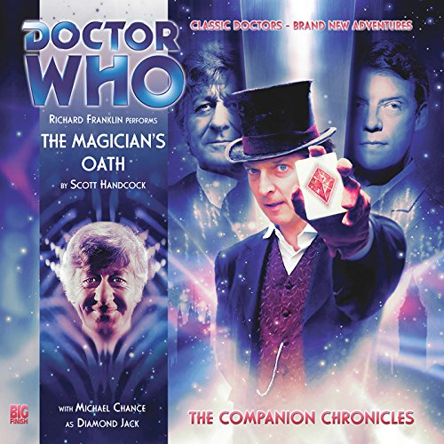 Doctor Who - The Companion Chronicles - The Magician's Oath audiobook cover art