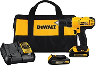 Best dewalt cordless drill kit 18 volt Reviews