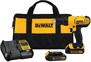Best dewalt dcd771c2 20v max cordless Reviews