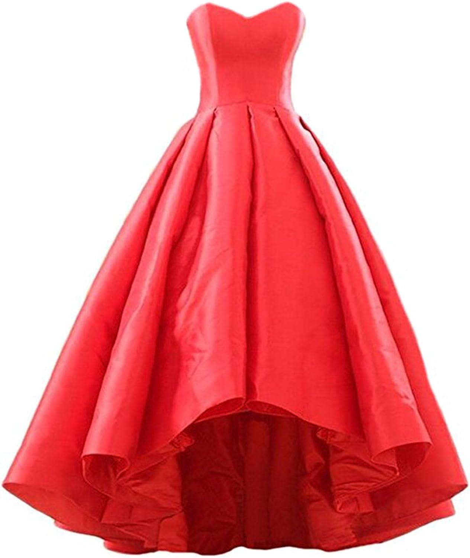 Beautydress Womens Sweetheart Tiered Ruffles Hilo Prom Party Dress BP112