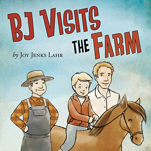 BJ Visits the Farm audiobook cover art