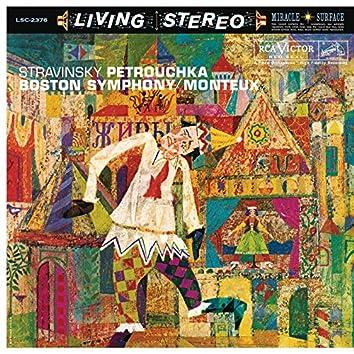 Stravinsky: Pétrouchka