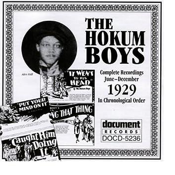 The Hokum Boys Vol. 1939
