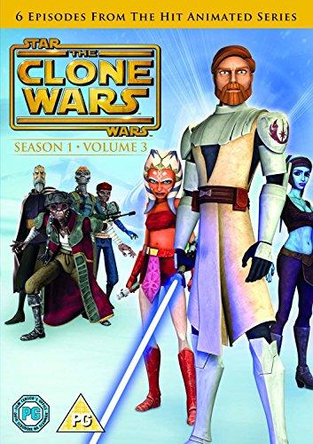 Star Wars - The Clone Wars - Series 1, Vol. 3