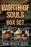 Worth of Souls Series Box Set Books 1 - 3: dystopic fiction (English Edition)