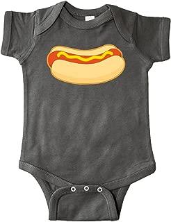 hot dog baby onesie