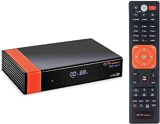 comprar comparacion GT Media V8 Nova DVB-S2 Decodificador del Receptor de Satélite con Wi-Fi / HEVC H.265 / TV SCART / 1080p Full HD / Etherne...