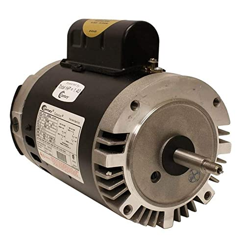 CENTURY B128 Pool Pump Motor,1 HP,3450 RPM,115//230VAC