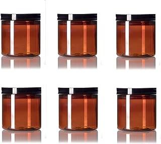 Best large amber jars Reviews