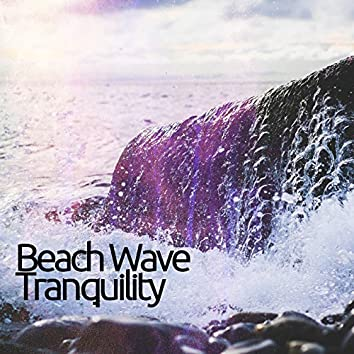 Beach Wave Tranquility