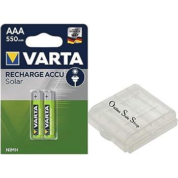 Varta Aaa Batteries Micro Fast Charge Without Memory Elektronik