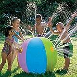 Balón grande, hinchable, de Doolland, para playa, verano, piscina, fiesta, niños, jardín, niños, al aire libre, natación