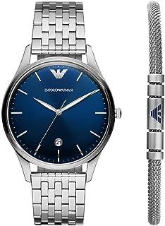 Emporio Armani Watch. AR80048, Silver, 122 * 25cm