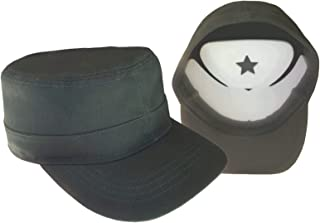 3Pk. Military Hat Crown Half Shaper| Army Cap Shaper| Hat Liner| for Hat Storage