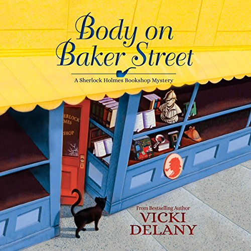 Body on Baker Street cover art