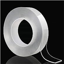 Superlijm Gel grip tape siliconen tape waterdichte 3M dubbelzijdige tape herbruikbare transparante antislip sterke kleveri...