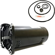 Puri Tech Century Electric USQ1152 1 1/2-Horsepower Up-Rated Square Flange Replacement Motor (Formerly A.O. Smith)