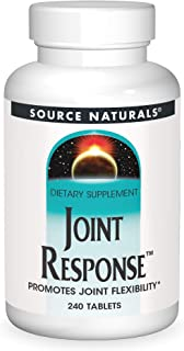 SOURCE NATURALS Joint Response Tablet, 240 Count