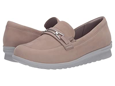 Aravon Josie Bit Loafer (Dove) Women