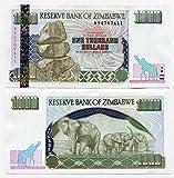 Simbabwe 1000Dollar 2003UNC, World Inflation Währung Banknoten, P12 -
