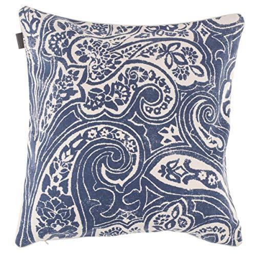GANT Home Kissenbezug Kissen French Paisley Cushion 50x50 cm