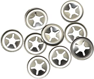 A2 STAINLESS STEEL INTERNAL SHAKEPROOF TOOTH LOCK STAR LOCKING WASHERS DIN6797