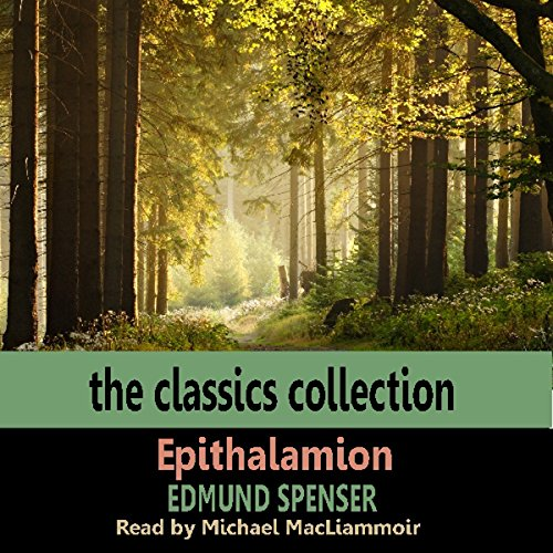 Epithalamion audiobook cover art
