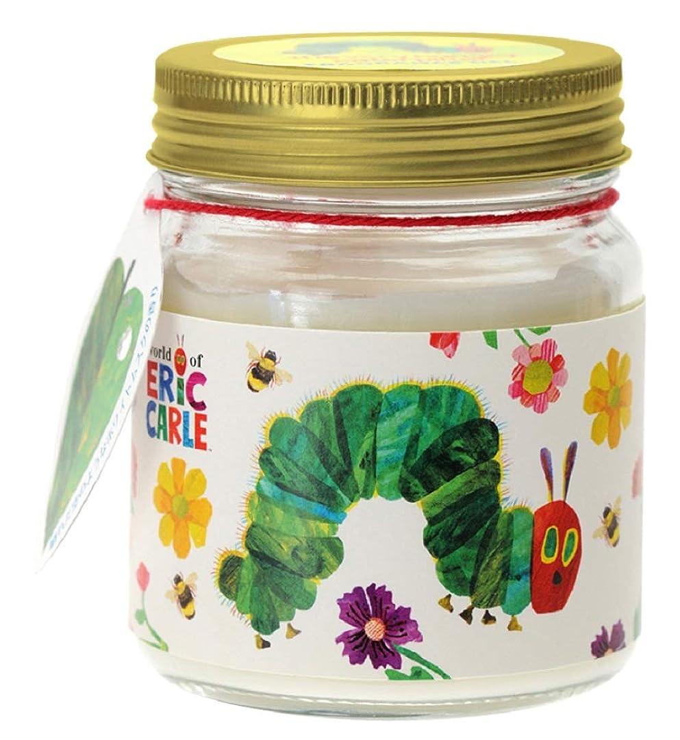 野菜多数の前任者はらぺこあおむし フレグランスジェル 置き型 大容量 ホワイトムスクの香り HPA-2-02