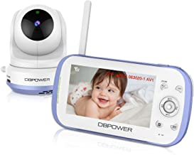 long range video baby monitor
