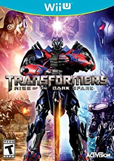 Transformers Rise of the Dark Spark - Wii U by Activision [並行輸入品]