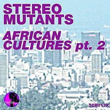 African Cultures (Part 2 incl. Rafix & David Mateo)