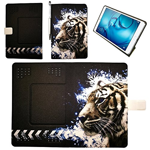 Funda para LEOTEC TABLET 10.1' SUPERNOVA QI16 V2 Funda Tablet Case Cover LH