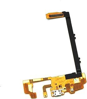 ePartSolution-LG Nexus 5 D820 D821 Charging Port Flex Cable Dock Connector USB Port With Mic Microphone Flex Cable Repair Part USA Seller
