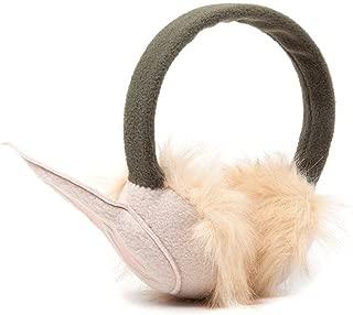 NINTENDO Official Legend of Zelda Adult Female Furry Overhead Elf Ears Earmuffs