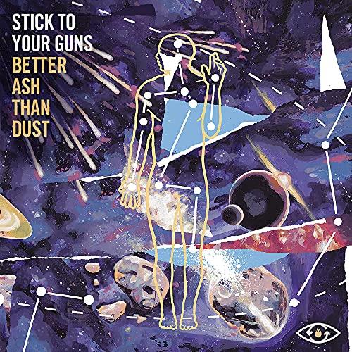 Better Ash Than Dust [Vinyl LP]