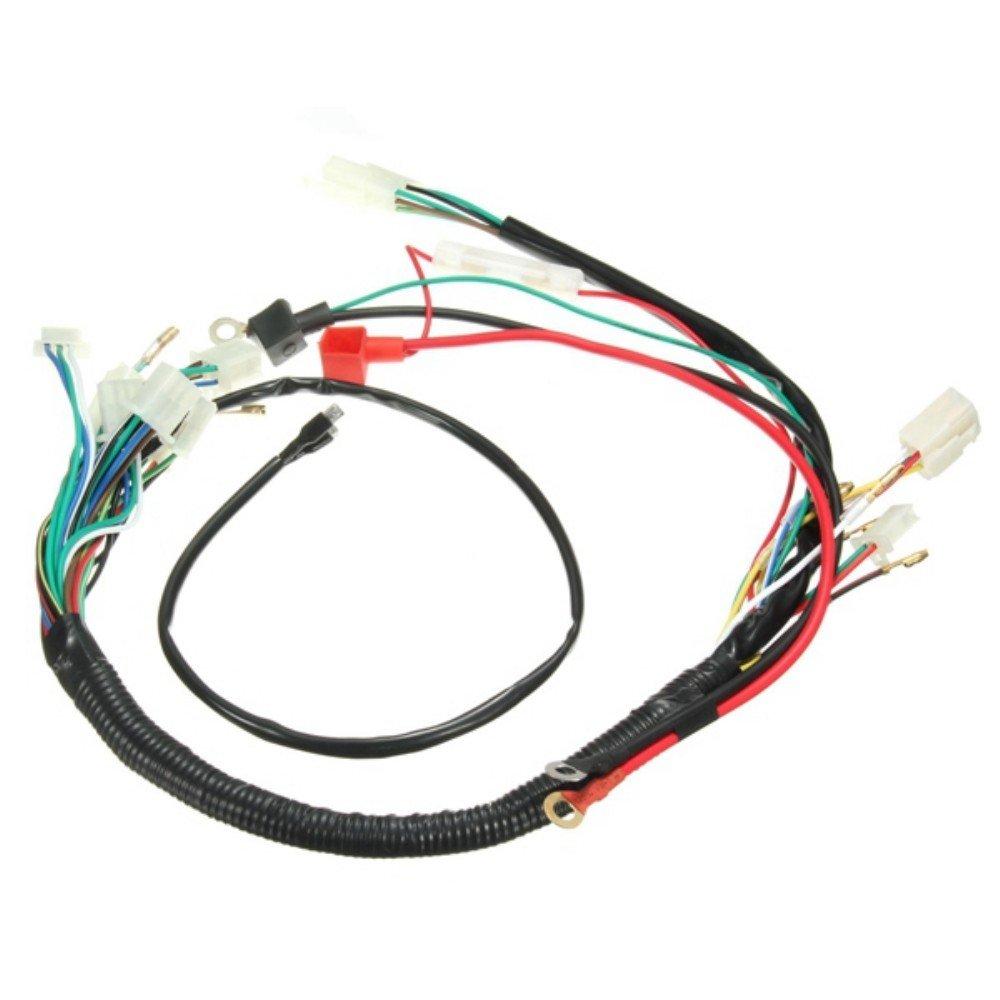 Pieza de arnés de cableado para quad chino de arranque eléctrico ...