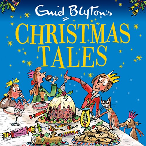 Enid Blyton's Christmas Tales audiobook cover art