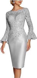 venta de descuento Códigos promocionales excepcional gama de estilos Amazon.es: Madre Novia - 100 - 200 EUR / Vestidos / Mujer: Ropa