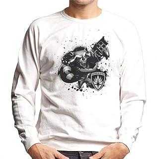 MARVEL Guardians of The Galaxy Rocket Rage Men's Sweatshirt