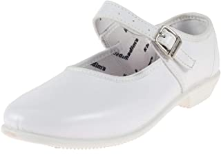 Khadims Girls Synthetic Mary Jane Formal School Shoes