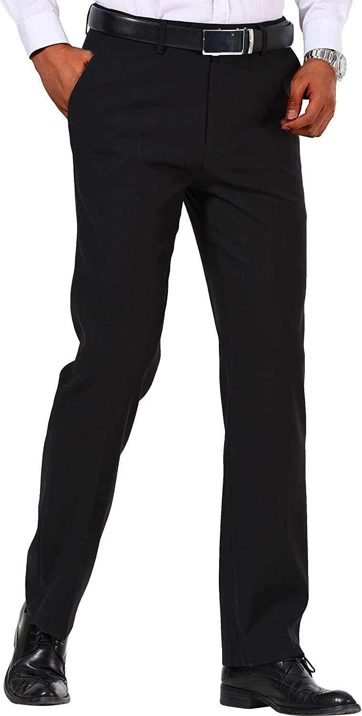 Men's Cozy Hidden Expandable Waist Stretch Premium Pants Max 59% OFF Max 44% OFF Dress