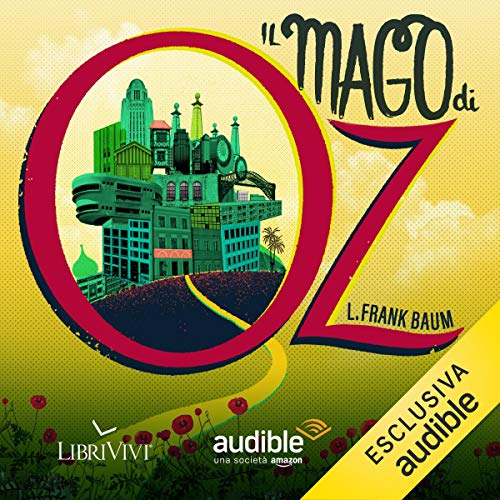 Il mago di OZ cover art
