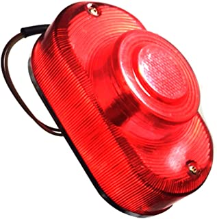 ihave BULB WIRE LENS TAILLIGHT TAIL LIGHT for HONDA C50 C65 C70 C90 CM90 CM91 S90 CL90 CT90 6V