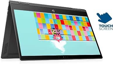 Premium HP Envy X360 Convertible 2-in-1 Laptop Computer, 15.6