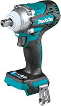 "Makita XWT15Z 18V LXT® Lithium-Ion Brushless Cordless 4-Speed 1/2"" Sq. Drive Impact Wrench w/ Detent Anvil, Tool Only"