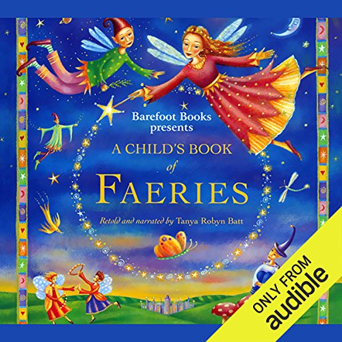 A Child's Book of Faeries audiobook cover art