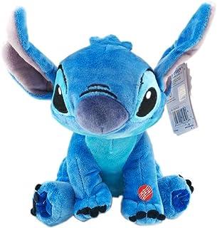 Play by Play Disney Stitch- Peluche de 20 cm con Sonido.