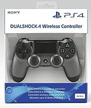 Playstation 771105 Sony Dualshock 4 Controleur V2 Voor Ps4, Staal Zwart (Ps4)