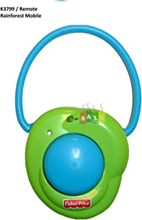 Best fisher price rainforest mobile replacement remote Reviews