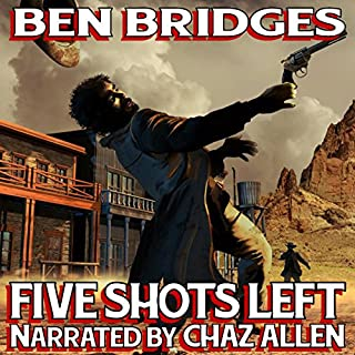 Five Shots Left cover art